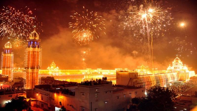 INDIA WITH FESTIVAL OF LIGHTS – DIWALI