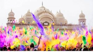 12 Days – India with Colors Festival – Holi