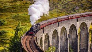 BRITISH RAIL JOURNEY – INDIA