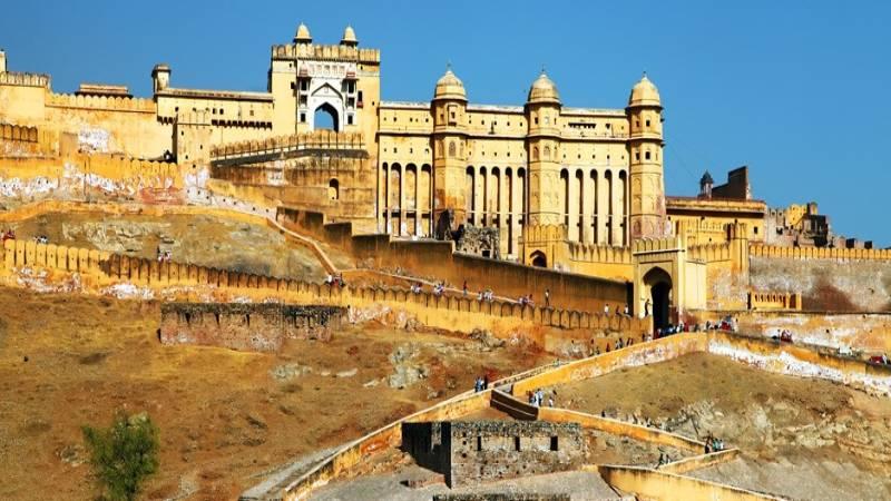 Splended Rajasthan Tours.
