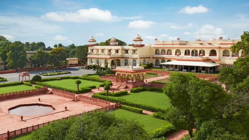 INCREDIBLE ROYAL ESCAPES WITH TAJ HOTELS