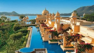 Incredible Escape with Oberoi Hotels.