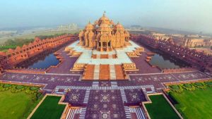 Full Day Delhi Temple & Garden Tour