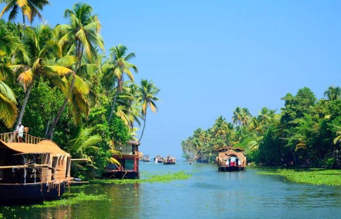 06 Days – Kerala Home stay Tour