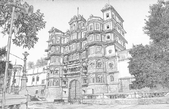 11 Days – India Sketching In North & South